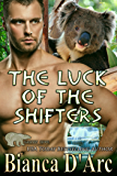 The Luck of the Shifters (Grizzly Cove Book 8)