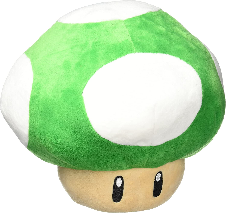 Amazon Com Little Buddy Usa Super Mario Series 11 Large 1up