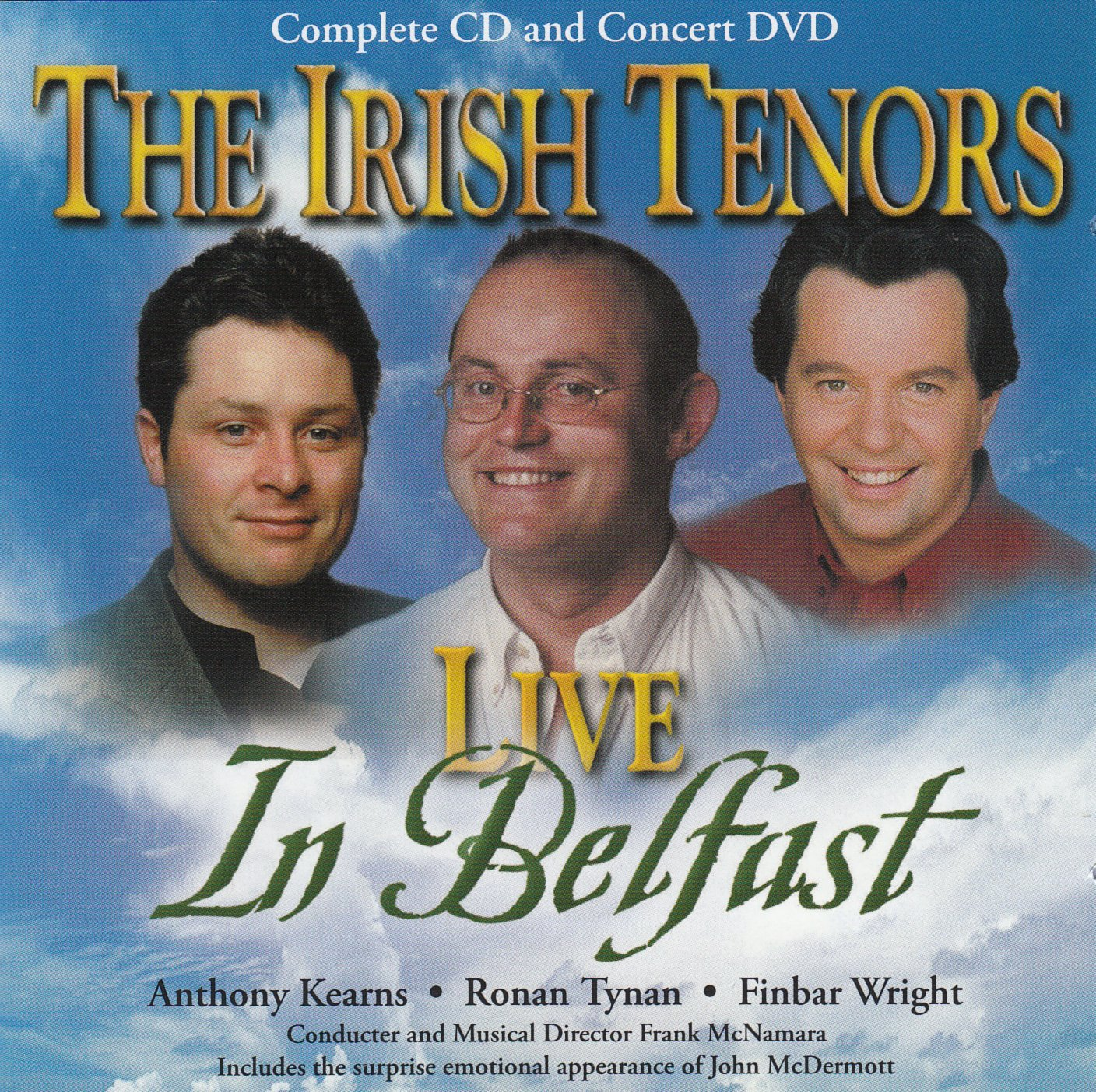 Live in Belfast by Entertainment One Music