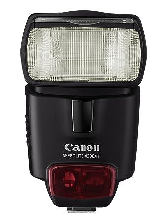 canon 2805b003 speedlite 430 ex ii flash unit amazon co uk camera rh amazon co uk Canon EOS 7D Camera Manual Canon Speedlite 430EX II Rebate