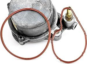 RKX Vacuum Pump Reseal/Rebuild Kit for SAAB 9-3 gasket and seal 93 2.0L 2.0 T L 2.0T