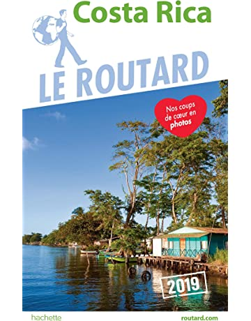 Guide Du Routard 2019 Costa Rica (French Edition)