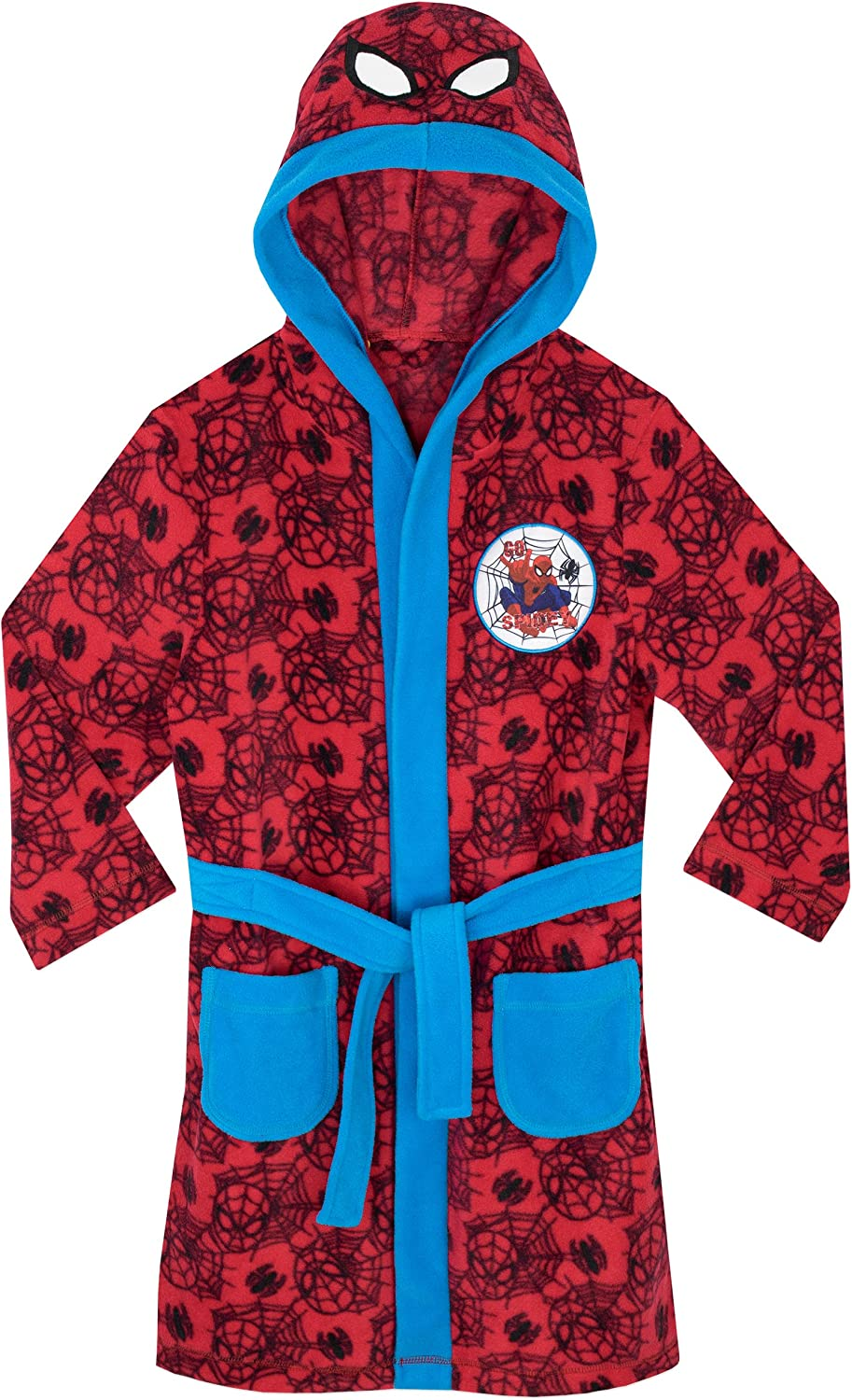 Spiderman Boys' Robe