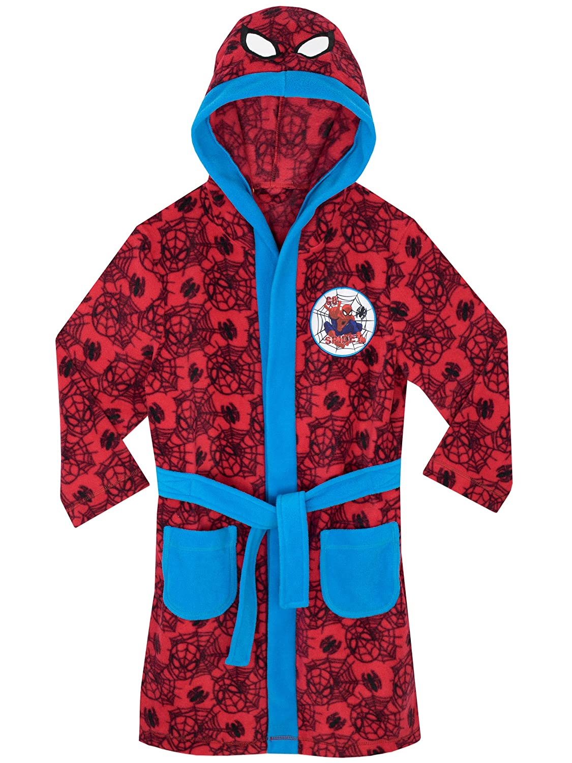 Spiderman Boys' Spider Man Robe