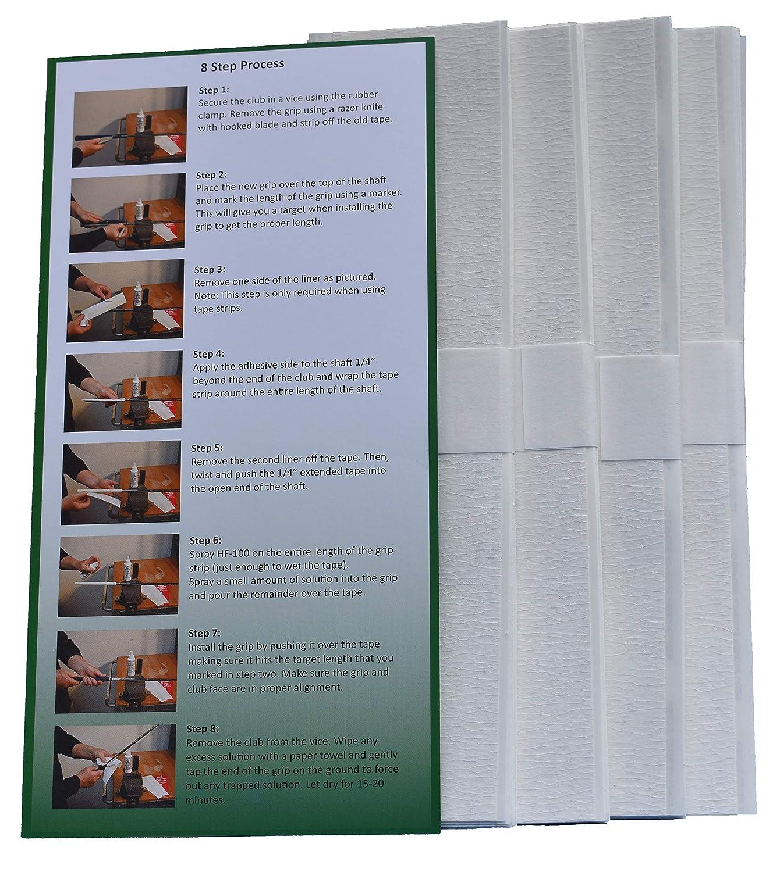 Brampton Golf Grip Tape Strips for Golf Club Regripping