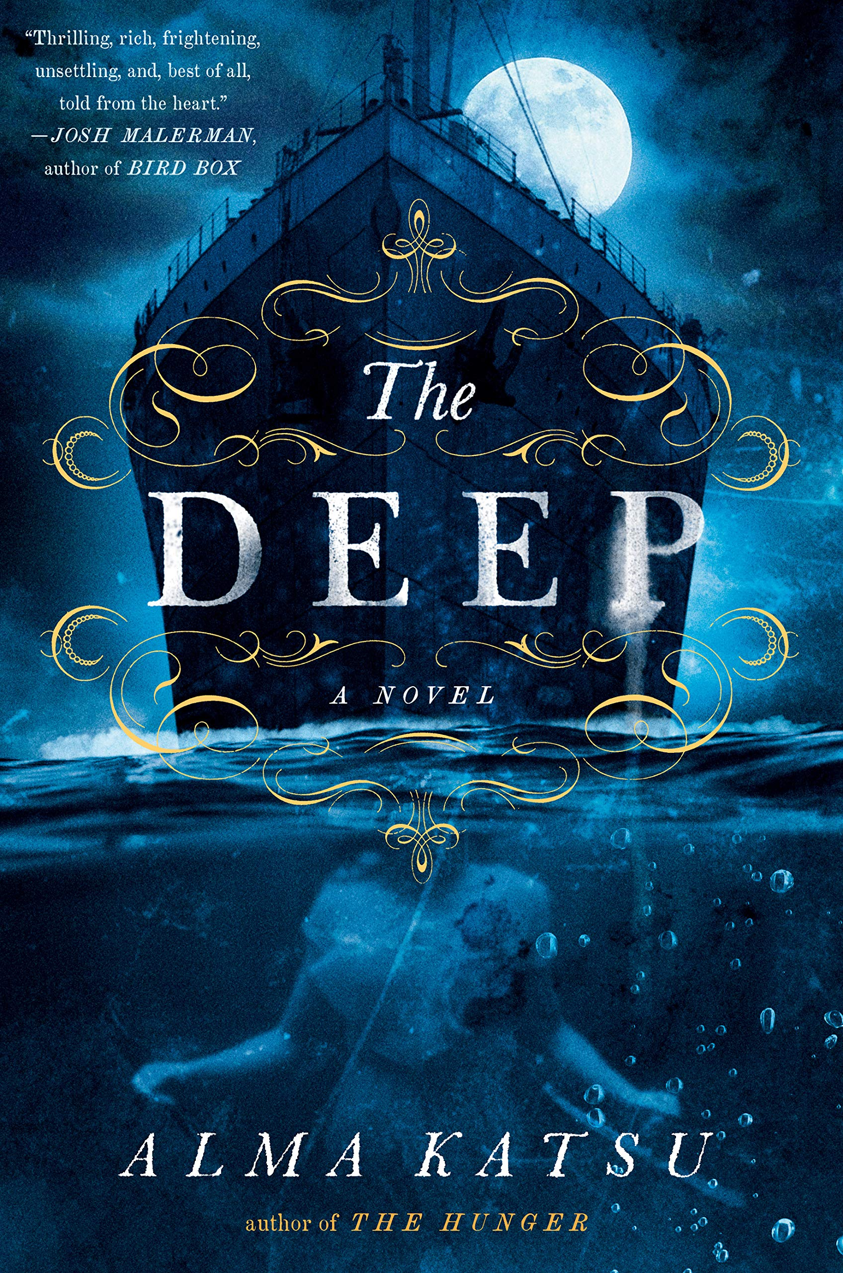 The Deep: Amazon.es: Alma Katsu: Libros en idiomas extranjeros