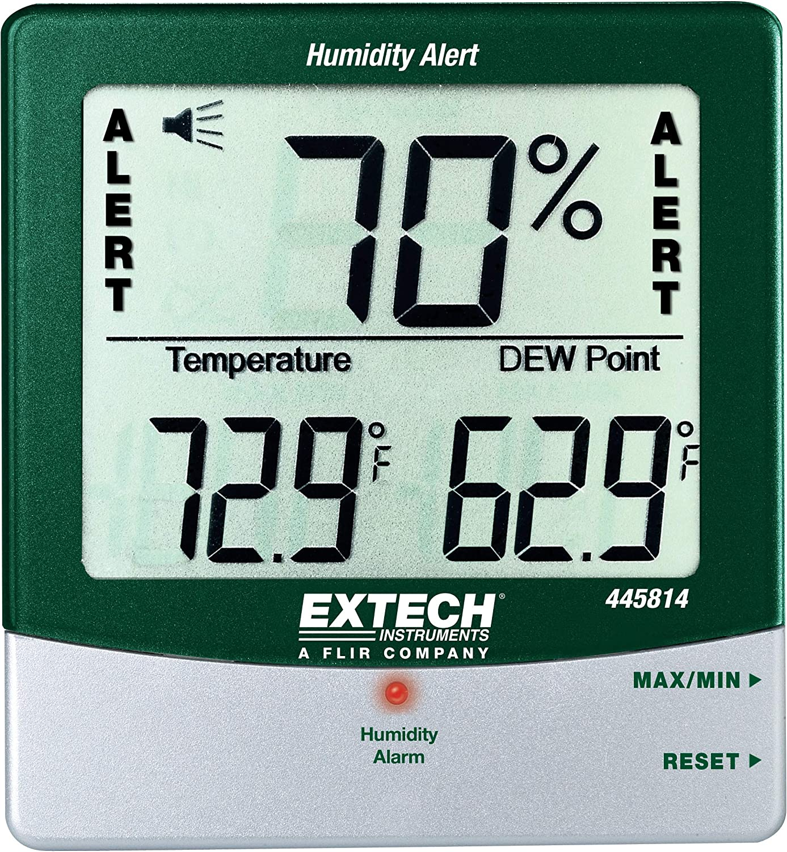 B000BF0ZTU Extech Digit Thermometer 91n3nmDGA3L