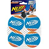 Nerf Dog Distance Tennis Balls 4 Pack