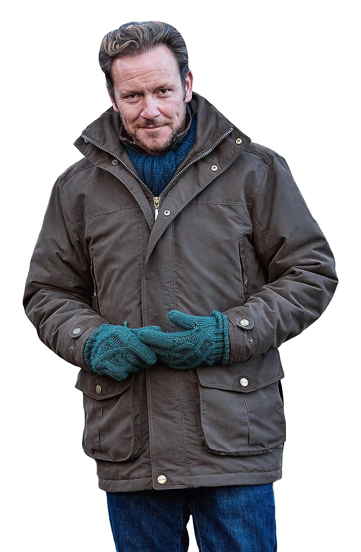 GKKXUE Veste courte en duvet pour hommes