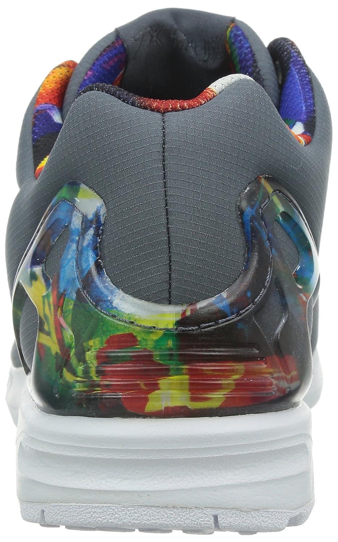 Adidas Herren Flux ZX Flux Herren Sneakers Grau (Grigio/Multicolor) ba8eec