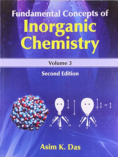 Fundamental Concepts of Inorganic Chemistry; Vol.3