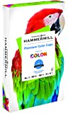 Hammermill Paper, Premium Color Copy, 28lb, 8.5 x 14, Legal, 100 Bright, 500 Sheets/1 Ream (102475), Made In The USA