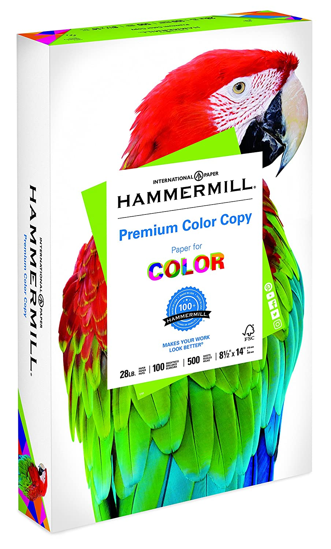 Amazon.com : Hammermill Paper, Premium Color Copy Paper 8.5 x 14 ...