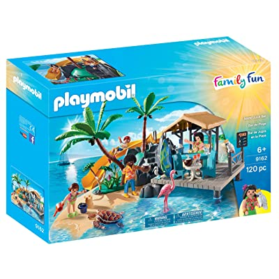 PLAYMOBIL Island Juice Bar: Toys & Games