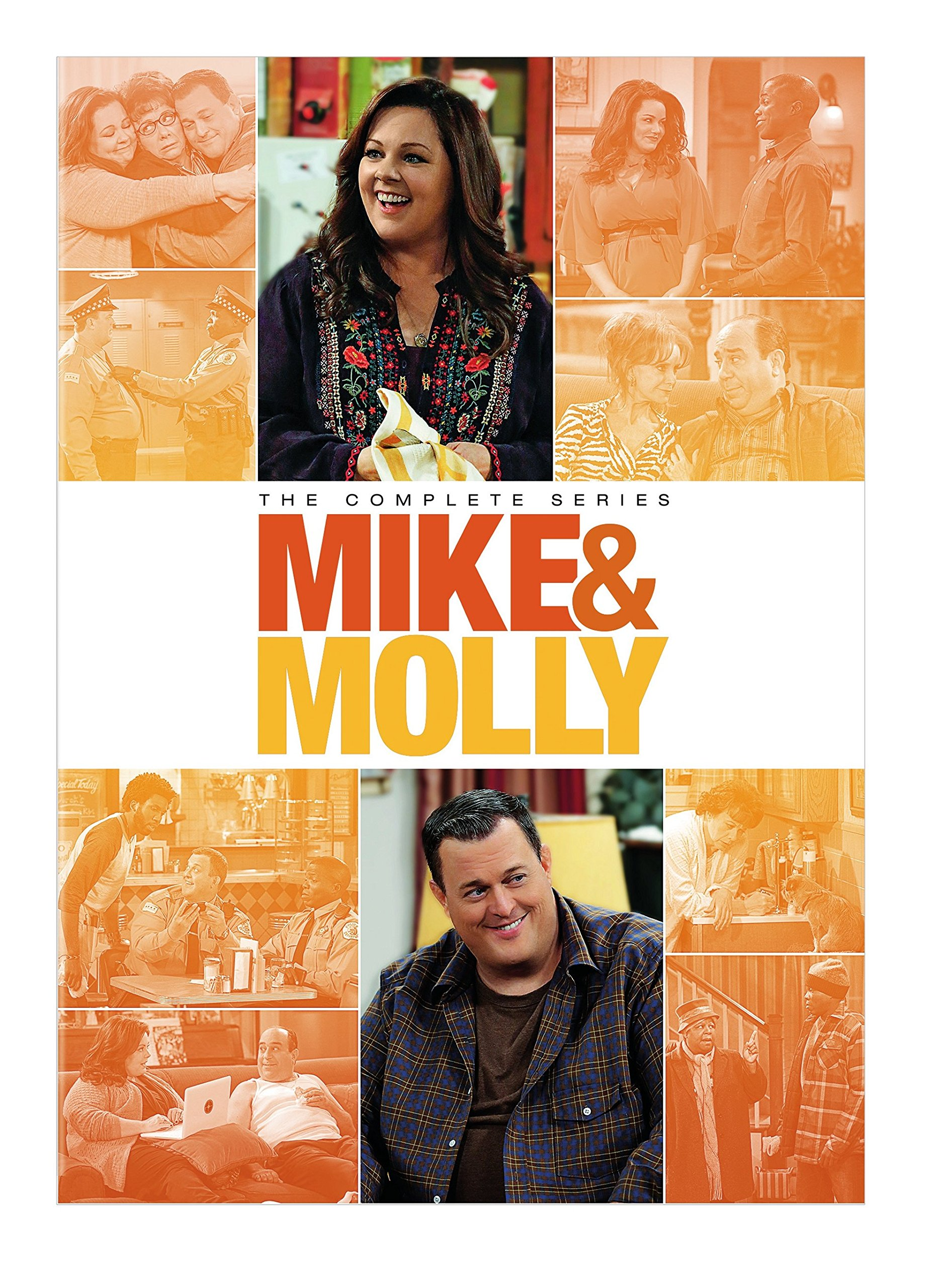 Mike & Molly: The complete series - Season 1- 6 by WarnerBrothers