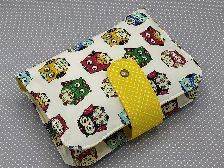 Nappy holder Custom Nappy wallet Nappy clutch bag Diaper bag Baby bag Wipes holder