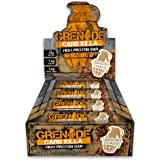 Grenade Carb Killa Caramel Chaos High Protein and Low Carb Bar, 12 x 60 g