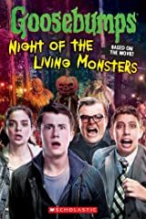 Goosebumps The Movie: Night of the Living Monsters Kindle Edition