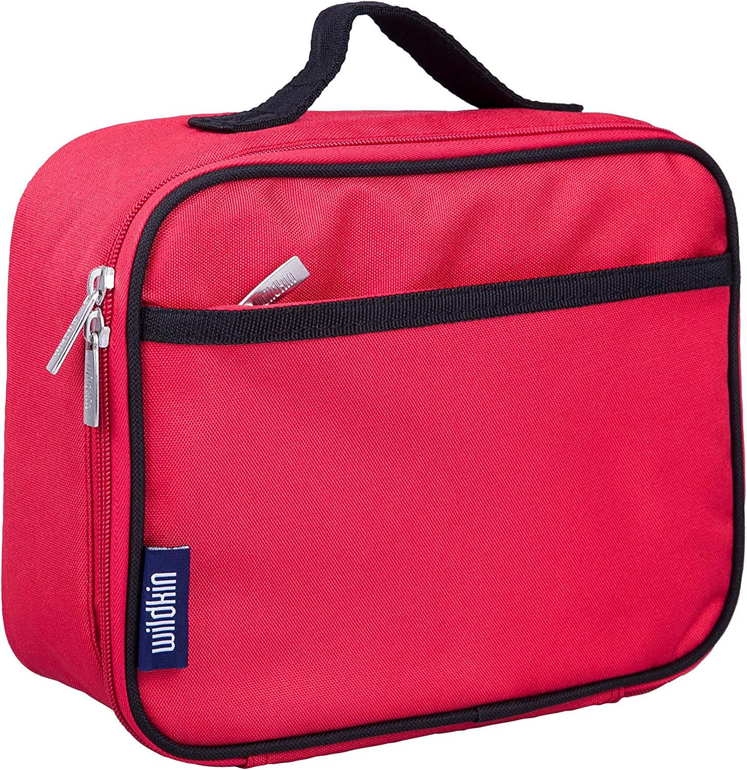 9X8X6 Insulated// Lunch,Baby Bottles,iPad Gift Bag Red Koi.