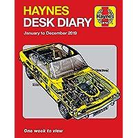 Haynes 2019 Desk Diary (Diaries 2019)