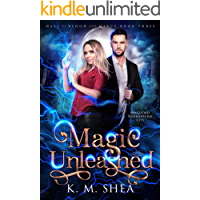 Magic Unleashed: Magiford Supernatural City (Hall of Blood and Mercy Book 3)