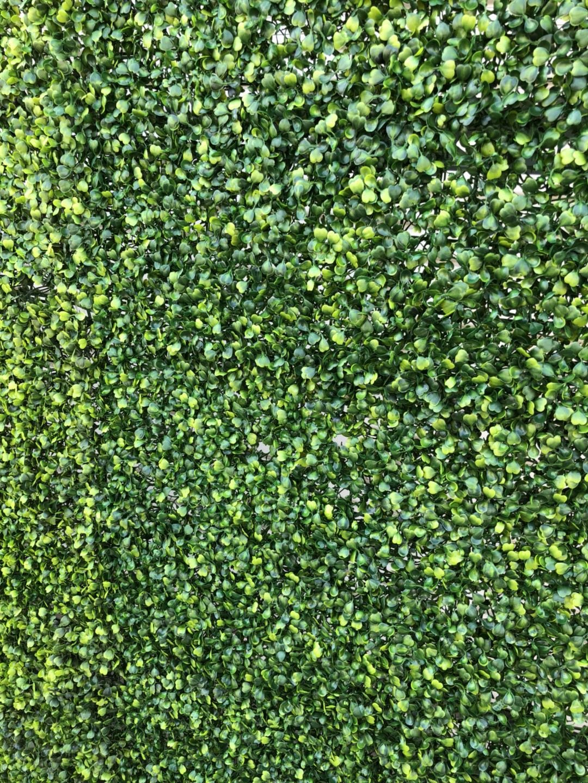 Prophotoconnect Artificial 12 Pcs 4ft x8ft Huge 3D Grass Green Wall Decor