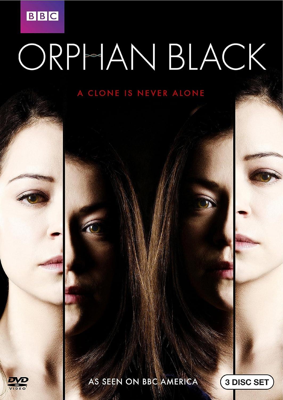Amazon Com Orphan Black Season 1 Various Various Movies Tv
