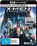 X-MEN APOCALYPSE (UHD)(2 DISC)