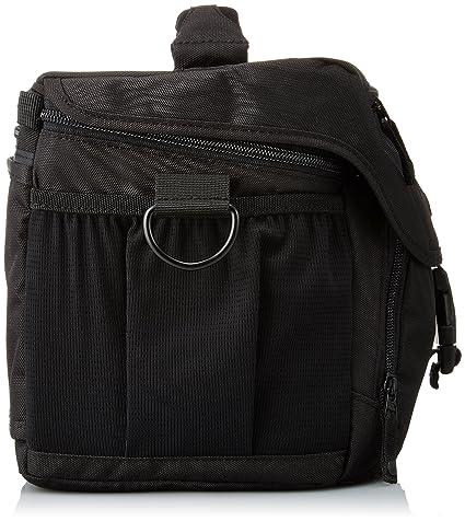Lowepro Nova 180 AW - Bolso bandolera para cámaras réflex, negro: Lowepro: Amazon.es: Electrónica