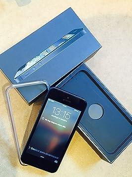 Apple iPhone 5 - Smartphone libre iOS (pantalla 4