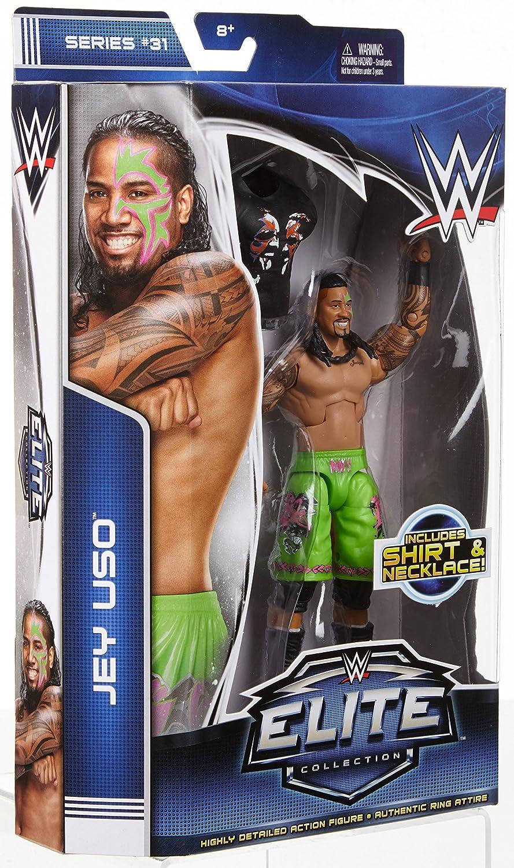 Jey Uso Figure WWE Elite Series #31