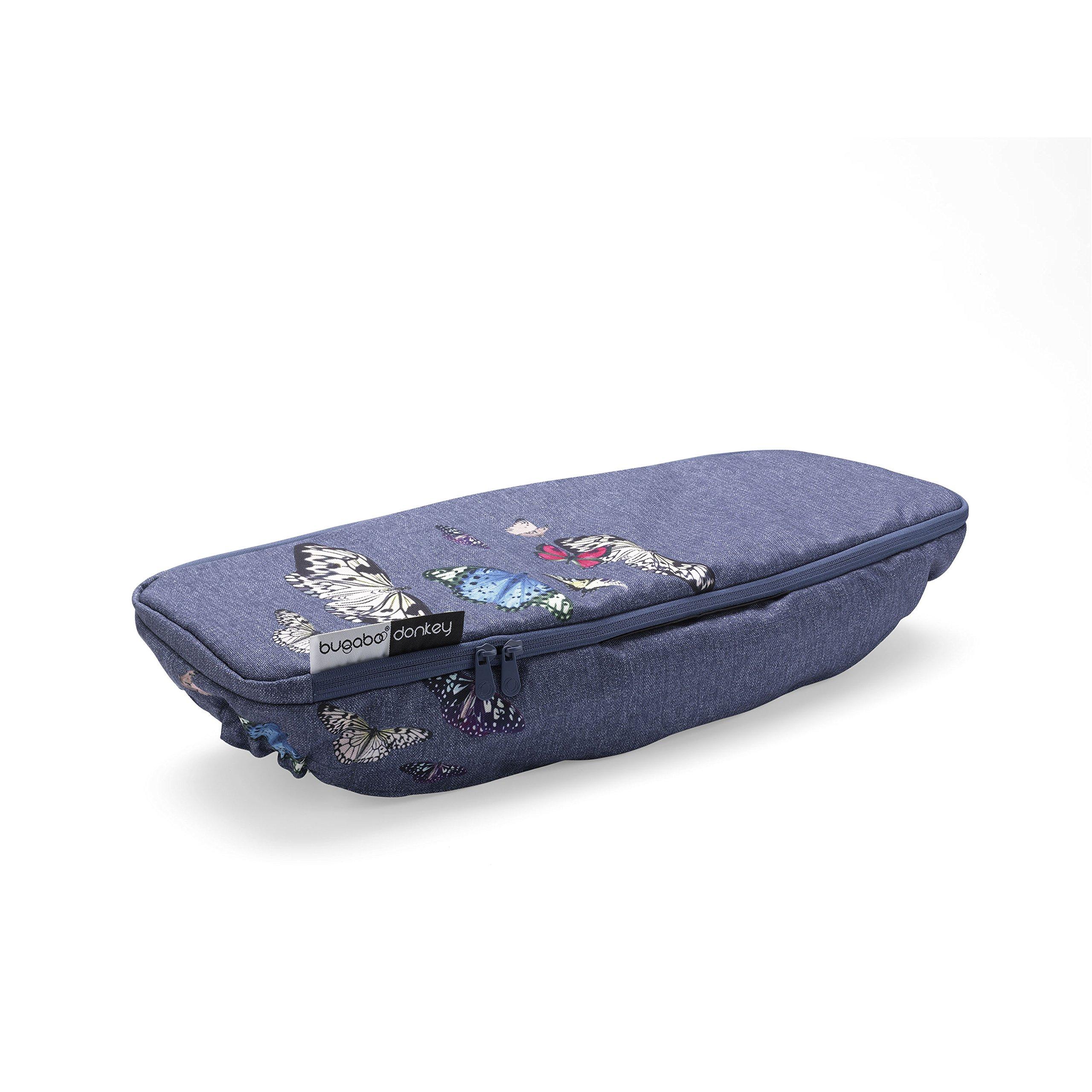 Bugaboo Donkey2 Side Luggage Basket Cover, Botanic