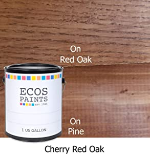 ecos paints interior wood stain