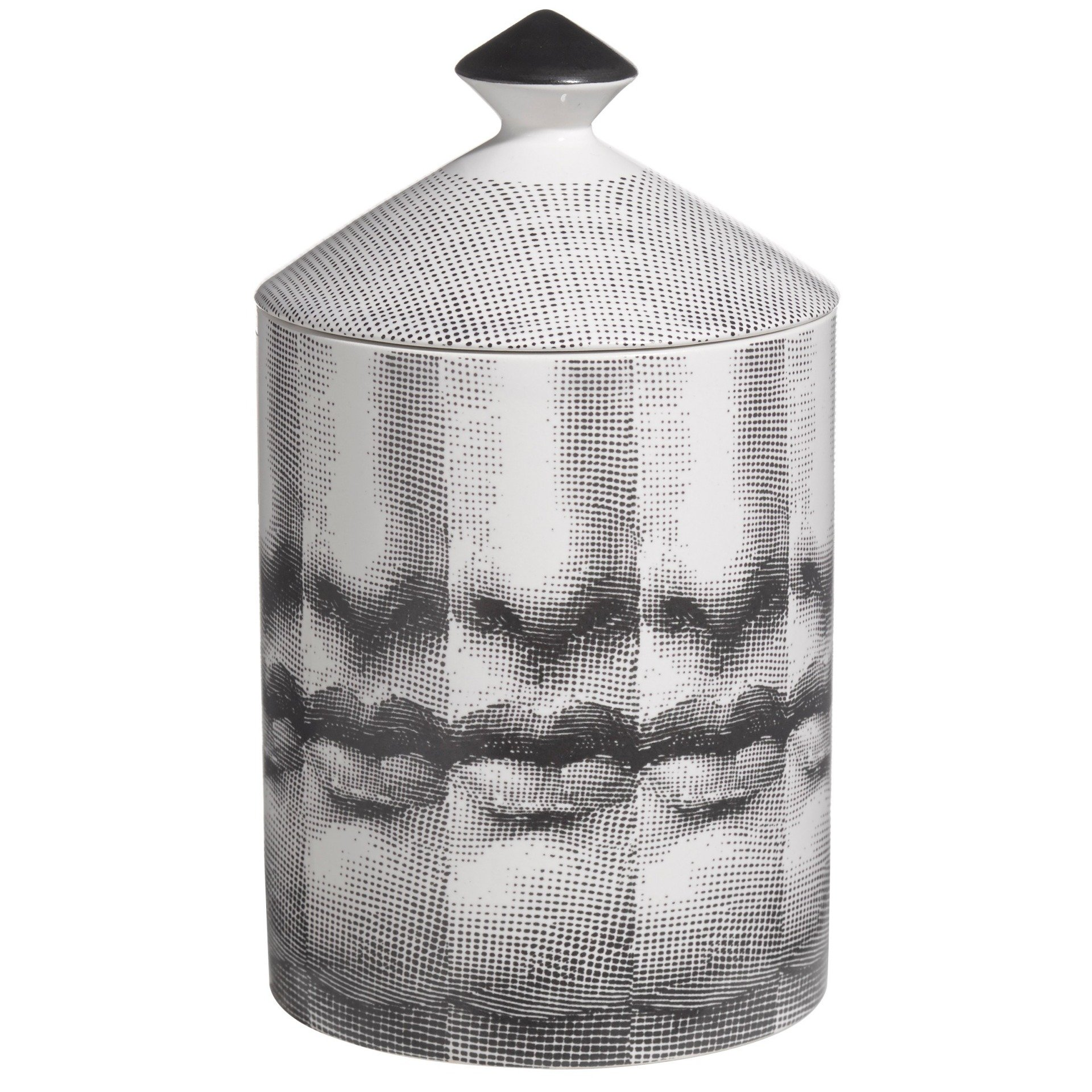 Fornasetti Mille Bocche by Fornasetti Candle