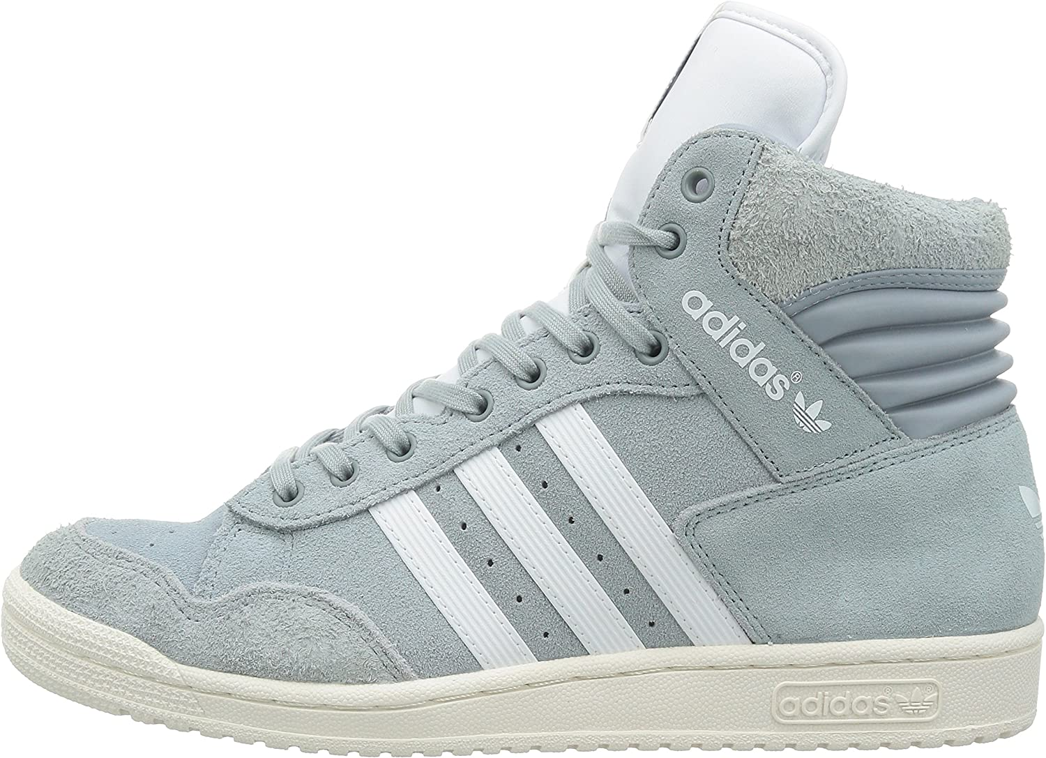 adidas pro conference hi bianche