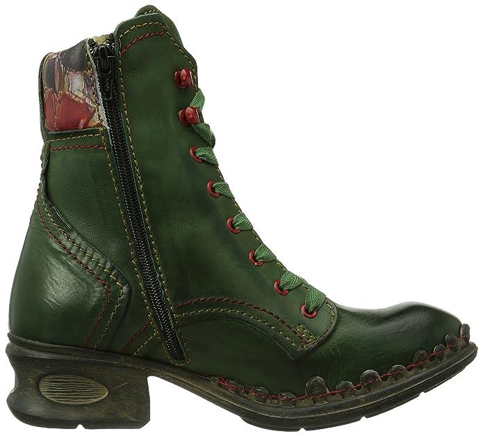 Rovers Arana, Damen Combat Boots, Schwarz (antracita), 41 EU