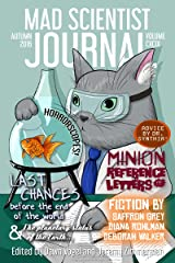 Mad Scientist Journal: Autumn 2016 Kindle Edition