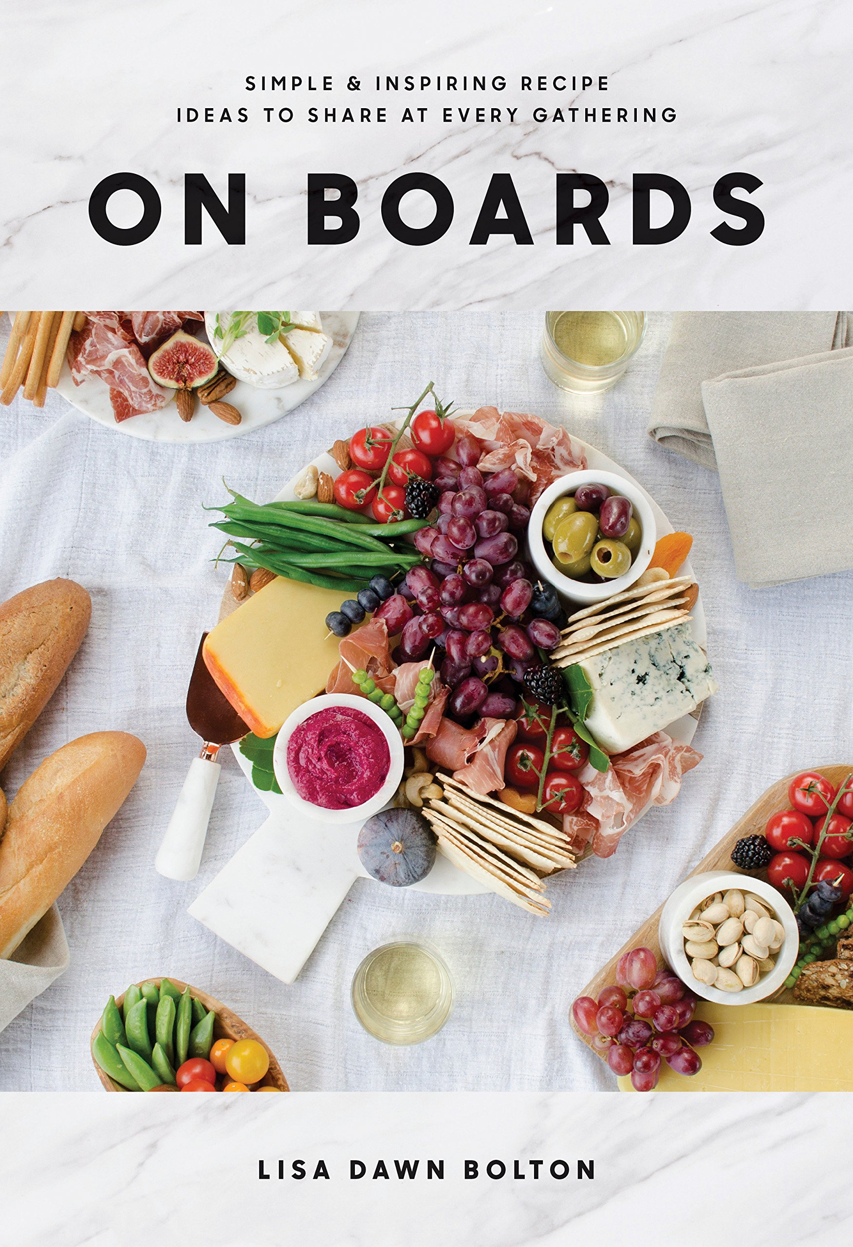 Boards Simple Inspiring Recipe Gathering product image