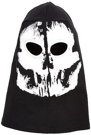 coxeer® Cráneo Fantasma de máscara Balaclava Hood Ghosts Skull Mask Outdoor Sports Esquí Correr Senderismo