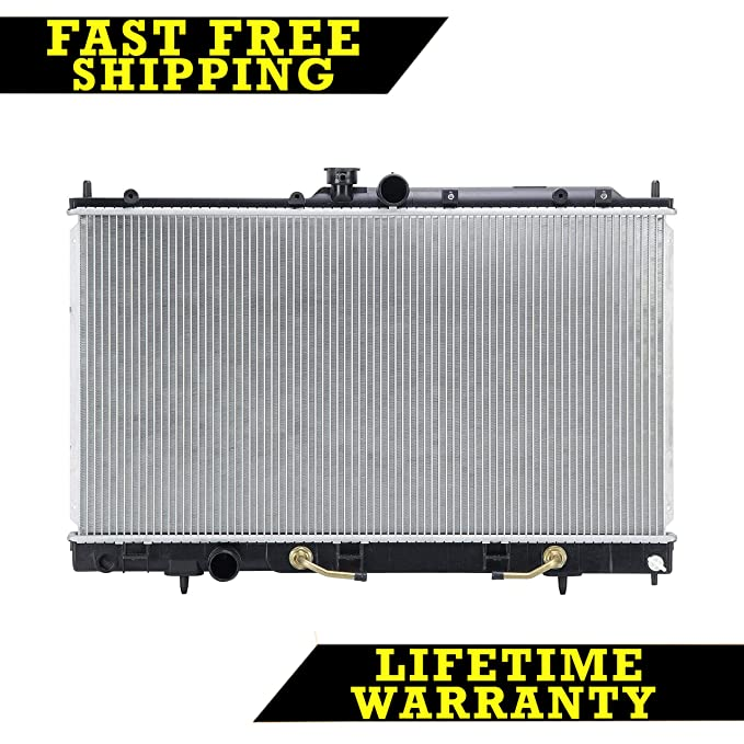 Amazon.com: RADIATOR FOR MITSUBISHI FITS LANCER 2.0 L4 4CYL 2448: Automotive
