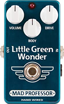 Mad Professor Guitar Distortion Effects Pedal