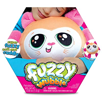 Wubble Fuzzy Bee Bee The Cat: Toys & Games