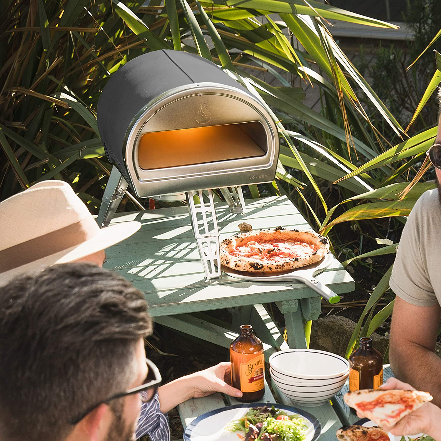 ROCCBOX Portable Outdoor Pizza