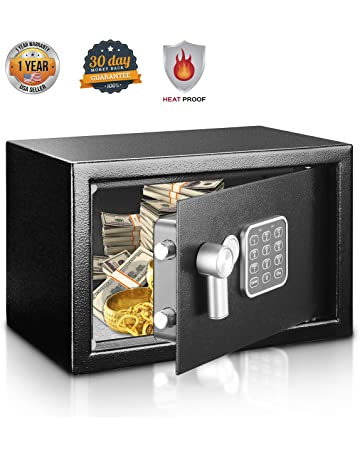 Wall Safes | Amazon com | Safety & Security - Safes