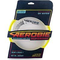 Aerobie Superdisc, frisbee voor nauwkeurig worpen, op kleur gesorteerd