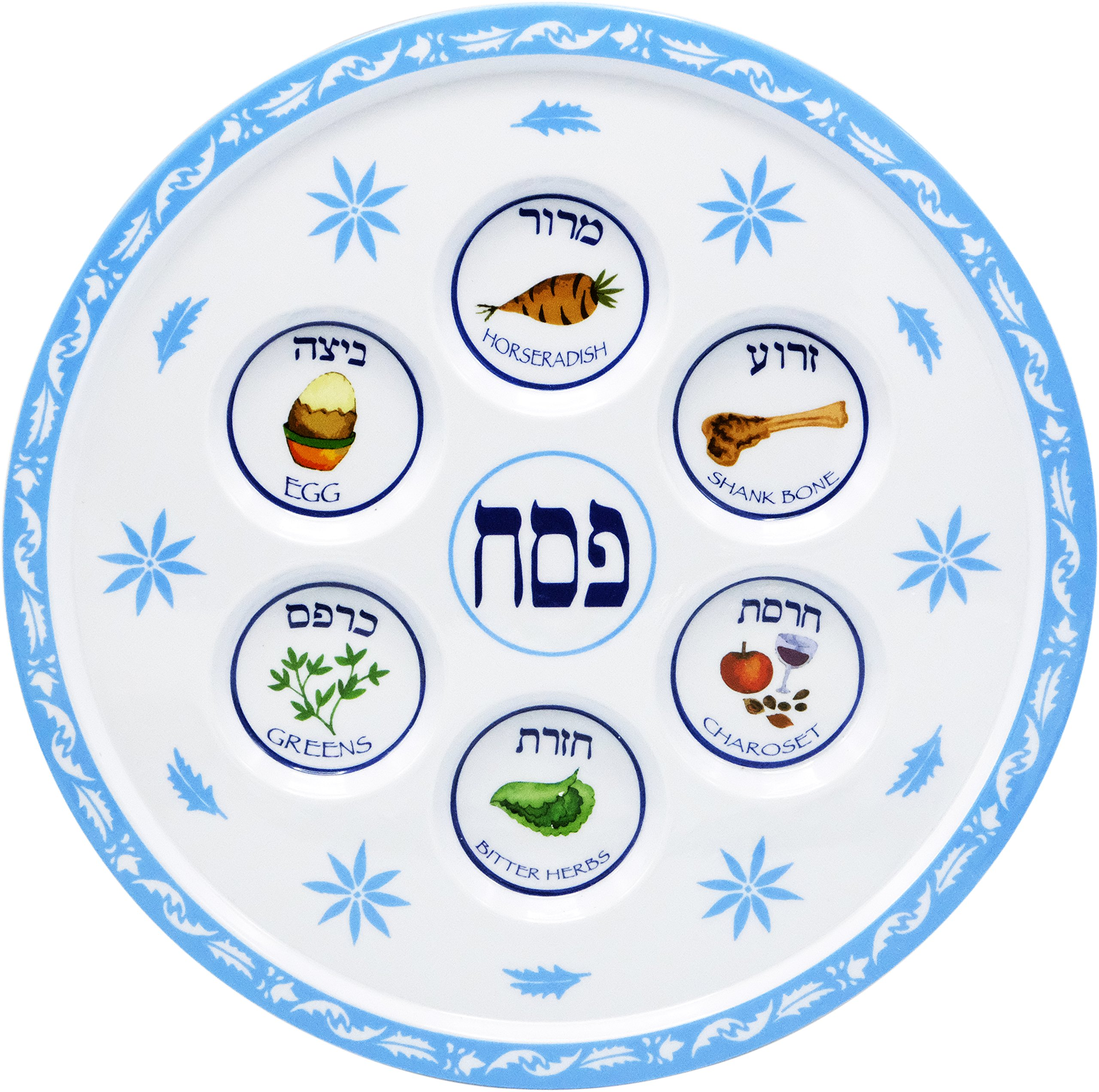 image relating to Printable Seder Plate titled Simplest Ranked within Seder Plates Effective Client Testimonials