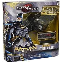 Spin Master 6026811–Spy Gear–Cinturón para Accesorios Batman