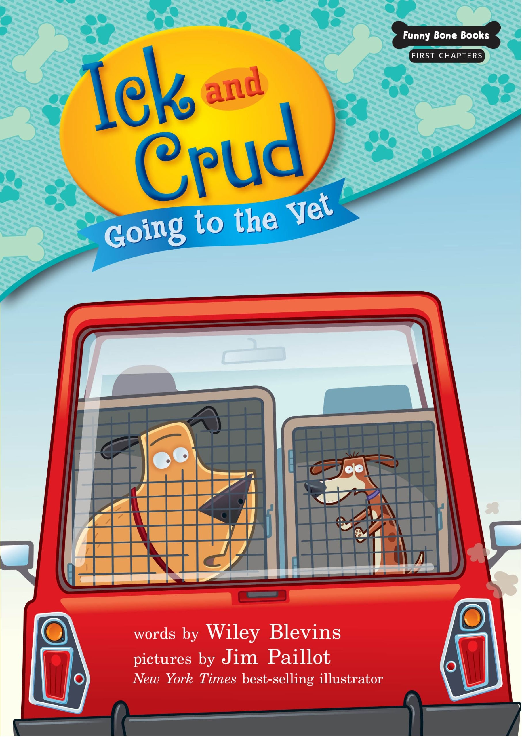 Going to the Vet (Ick and Crud: Funny Bone Books: First Chapters) ebook