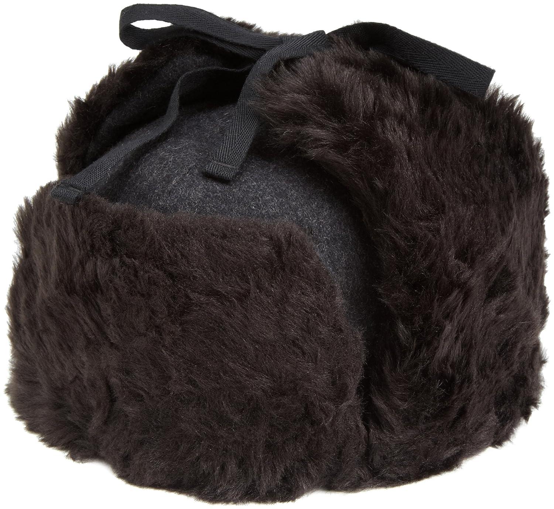 a72f4210 Kangol Wool Ushanka Trapper Hat: Amazon.co.uk: Clothing