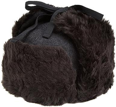 6be5ad92f3b11 Amazon.com  Kangol Men s Wool Ushanka Hat  Clothing